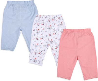 Mothercare Baby Girl's White, Blue, Pink Leggings