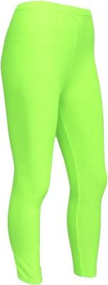 Bright deals Women's Light Green Leggings