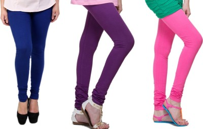 Lienz Women's Blue, Purple, Pink Leggings