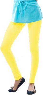 Dollar Missy Women's Yellow Leggings