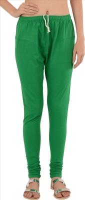 Skirts & Scarves Women's Green Leggings