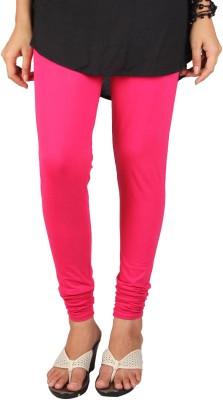 PurpleYou Women's Pink Leggings