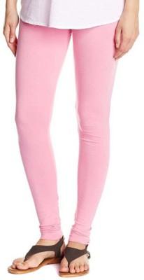Family Bazaar Women's Pink Leggings
