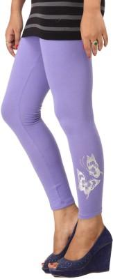 Ankita Women's Purple Leggings