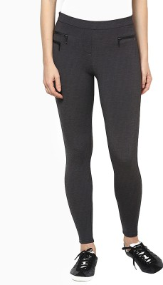 Only Women's Grey Jeggings