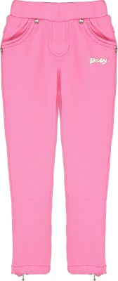 Kittybitty Girl,s Pink Jeggings