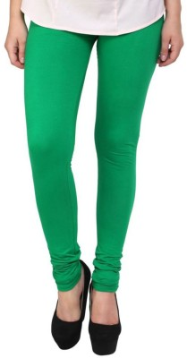 PF Colors Women's Green Leggings