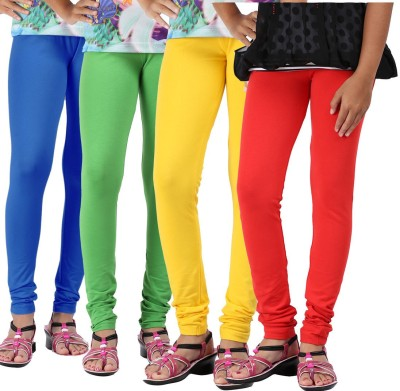 Greenwich Girl,s Blue, Green, Yellow, Red Leggings