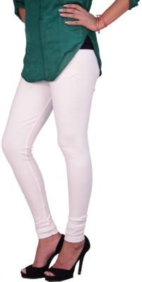 Dixcy Scott Women's White Leggings