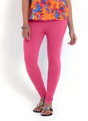 Indiwagon Women's Pink Leggings