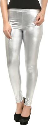 Beetle Women's Silver Leggings