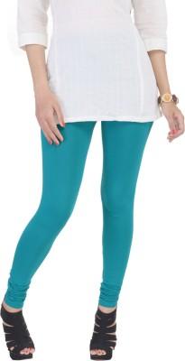SANA FAB Women's Blue Leggings