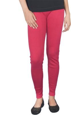 Akira Fashion Women's Pink Leggings