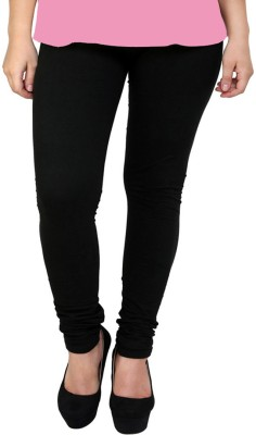 adorz wears Women's Black Leggings