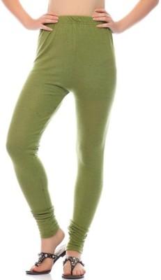 Actionworld Women's Green Leggings