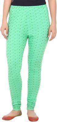 Dope Women's Green Leggings