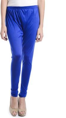 Samridhi Women's Blue Leggings