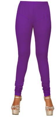 The perfect comfort Women's Purple Leggings