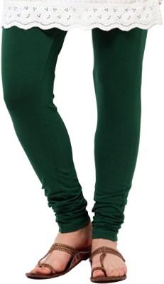 Abee Women's Dark Green Leggings