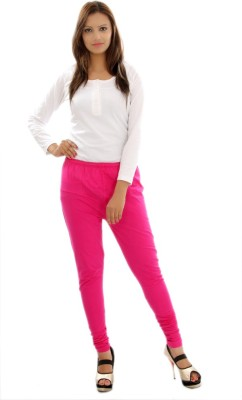 Mountain Colours Women's Pink Leggings