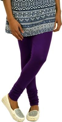 Femninora Women's Purple Leggings
