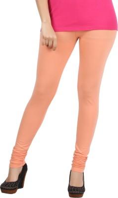Sewn Women's Beige Leggings