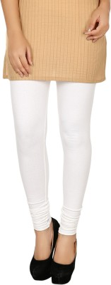 CraftZen Women,s White Leggings