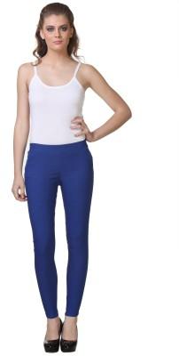 Vostro Moda Women's Blue Jeggings