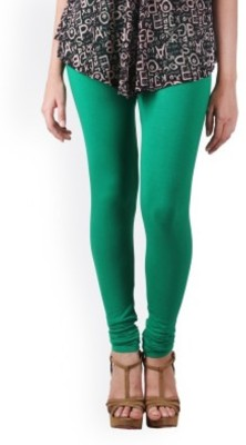 Shree Ji Enterprises Women's Green Leggings