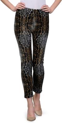 FashBlush Women's Brown Leggings