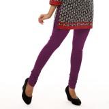 Leoma Women's Purple Leggings