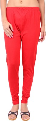 Shop & Shoppee Women's Red Leggings