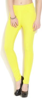 Riot Jeans Women's Yellow Leggings