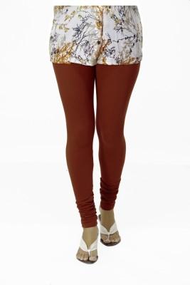 Ankita Women's Orange Leggings