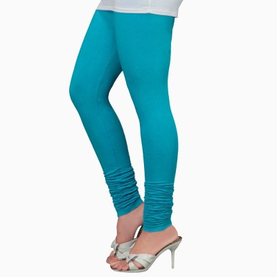 vivancreation Girl's Blue Leggings