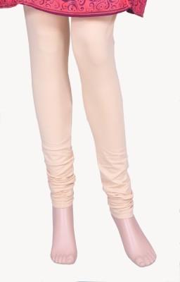 Saashiwear Women's Beige Leggings