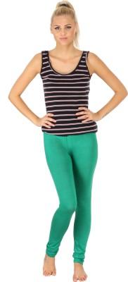 SLS Women's Green Leggings