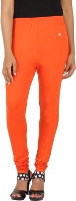 Silvio Women's Orange Leggings