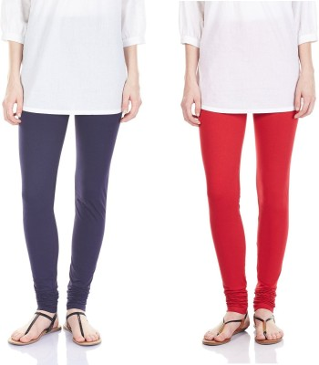 SRS Women's Blue, Red Leggings
