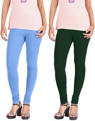Hbhwear Women's Dark Green Leggings