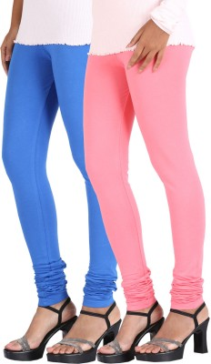 Greenwich Women,s Blue, Pink Leggings