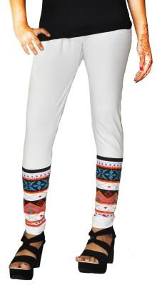 Srija's collection Women's White Leggings