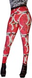 EMPREUS Women's Red Leggings