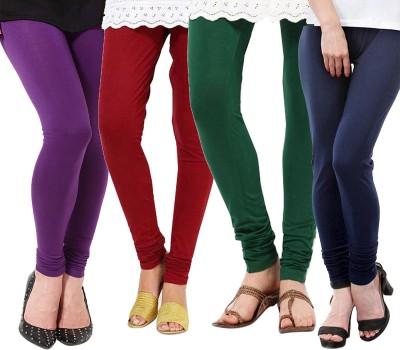 Saiarisha Women's Maroon Leggings