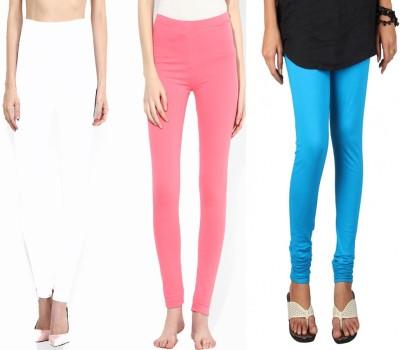 Saree Exotica Women's Multicolor Leggings