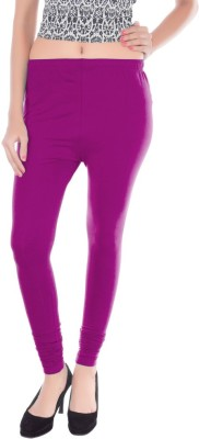 Esspee Women's Purple Leggings