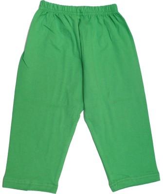 Babeezworld Girl's Light Green Leggings