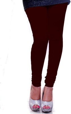 OrganicO Women's Maroon Leggings
