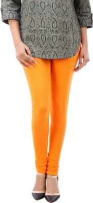 Shubh Women's Orange Leggings