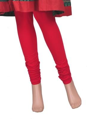 Saashiwear Women's Red Leggings